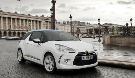 ISOVER insulation of Citroen DS3