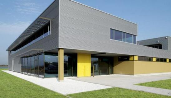 Low energy office building ISOVER